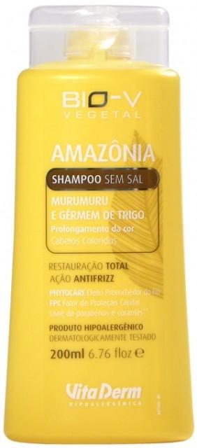 Shampoo Murumuru e Gérmen de Trigo – Vita Derm