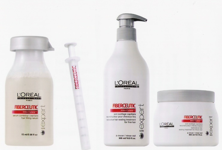 L'Oréal Fiberceutic