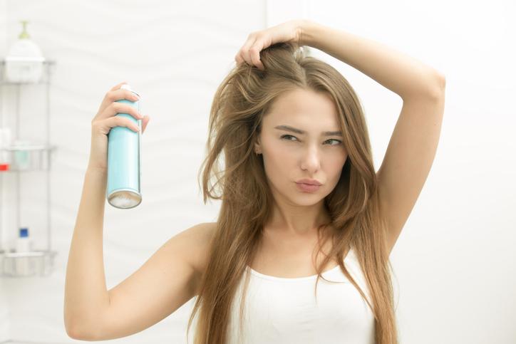 Dry Shampoo Wella Professionals