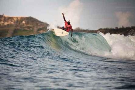 Pantai Gerupuk Surfing COS Lombok