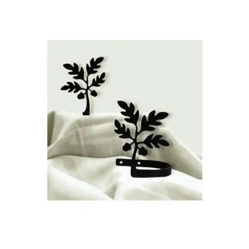 Acorn-Leaf-Curtain-Tiebacks