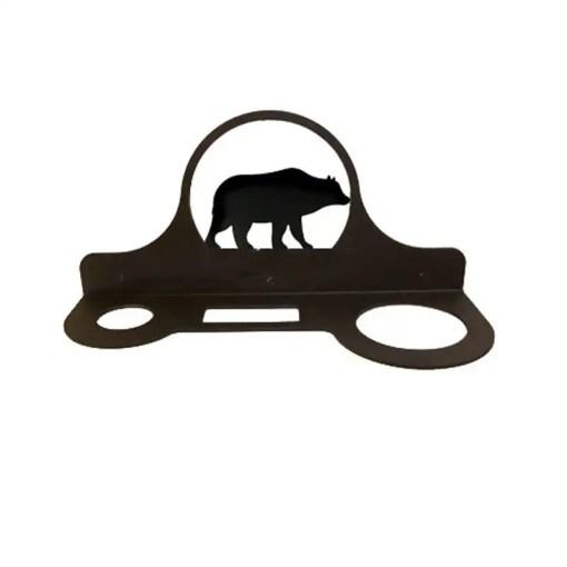 Bear Hair Dryer Holder