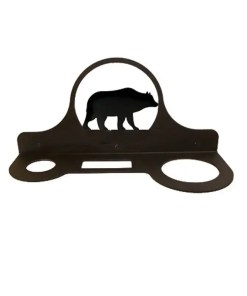 Bear Hair Dryer Holder