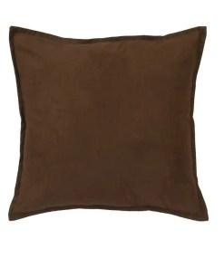 Chocolate Bed Sham