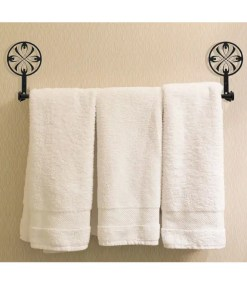 Ribbon Bath Towel Rack