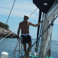 Alberto - Cabin Charter Eolie