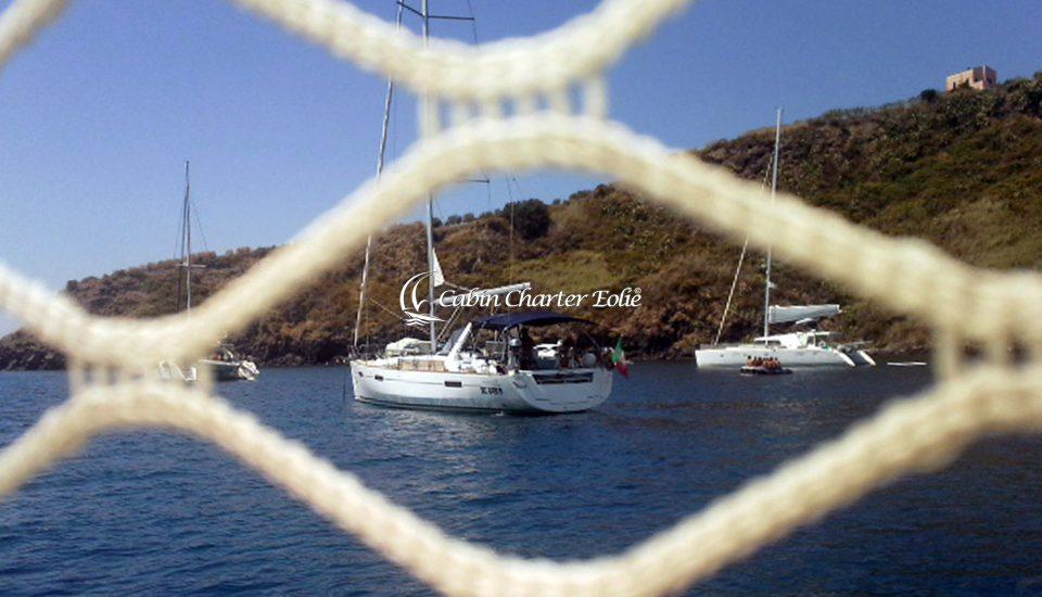 Aperitivo - Catamarano - Imbarco Individuale - Cabin Charter Eolie - Sicilia