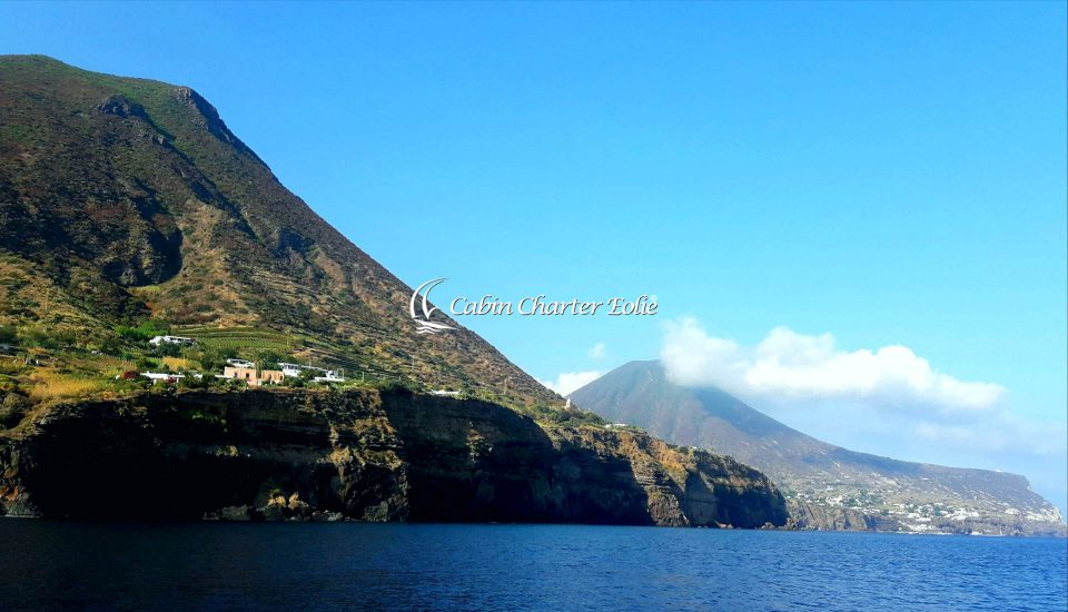 Salina - Holidays - Single – Sail Boat Cabin Charter Eolie - Sicilia - Italy