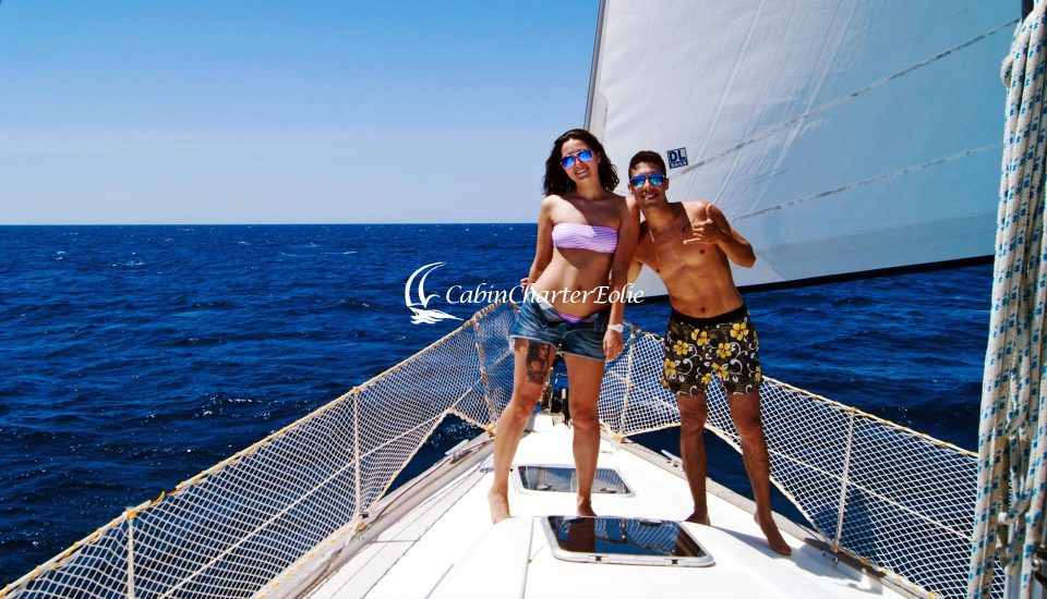 Single Individuale - Cabin Charter Eolie