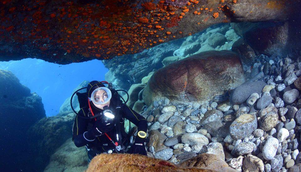 Cabin Charter Eolie - Scilla - Diving - Vacanza in Barca a Vela - Viaggio in Barca a Vela - Calabria - Sicilia