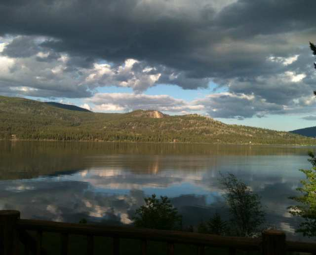 beautiful lake view of the best site in Montana about us