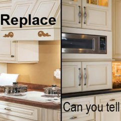 Kitchen Reface Affordable Countertops Or Replace Your Cabinets