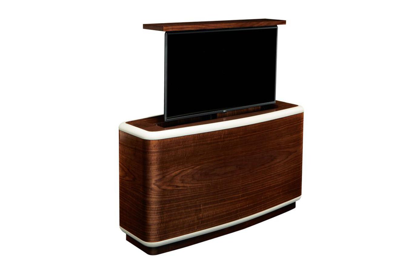 TV lift cabinets  motorized tv stand  Fercarra Modern tv
