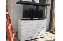 Outdoor Hidden Tv Lift Furniture. In Stock And Ready Ship