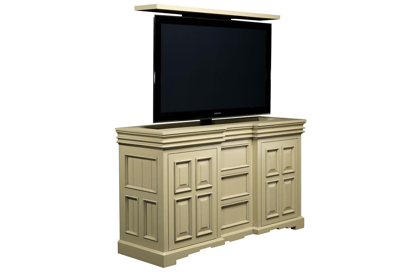 Cordova PopUp TV Lift Cabinet  Cabinet Tronix