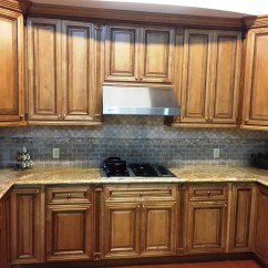 Glazed Kitchen Cabinets Tables For Sale Mocha Maple