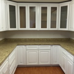 Raised Panel Kitchen Cabinets Honest Force Pure White Popular Hardwood