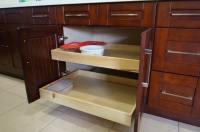 Cabinet City   Mahogany Shaker RTA Cabinets