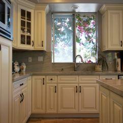 Antique White Kitchen Cabinets Pendant Light Fixtures Rta