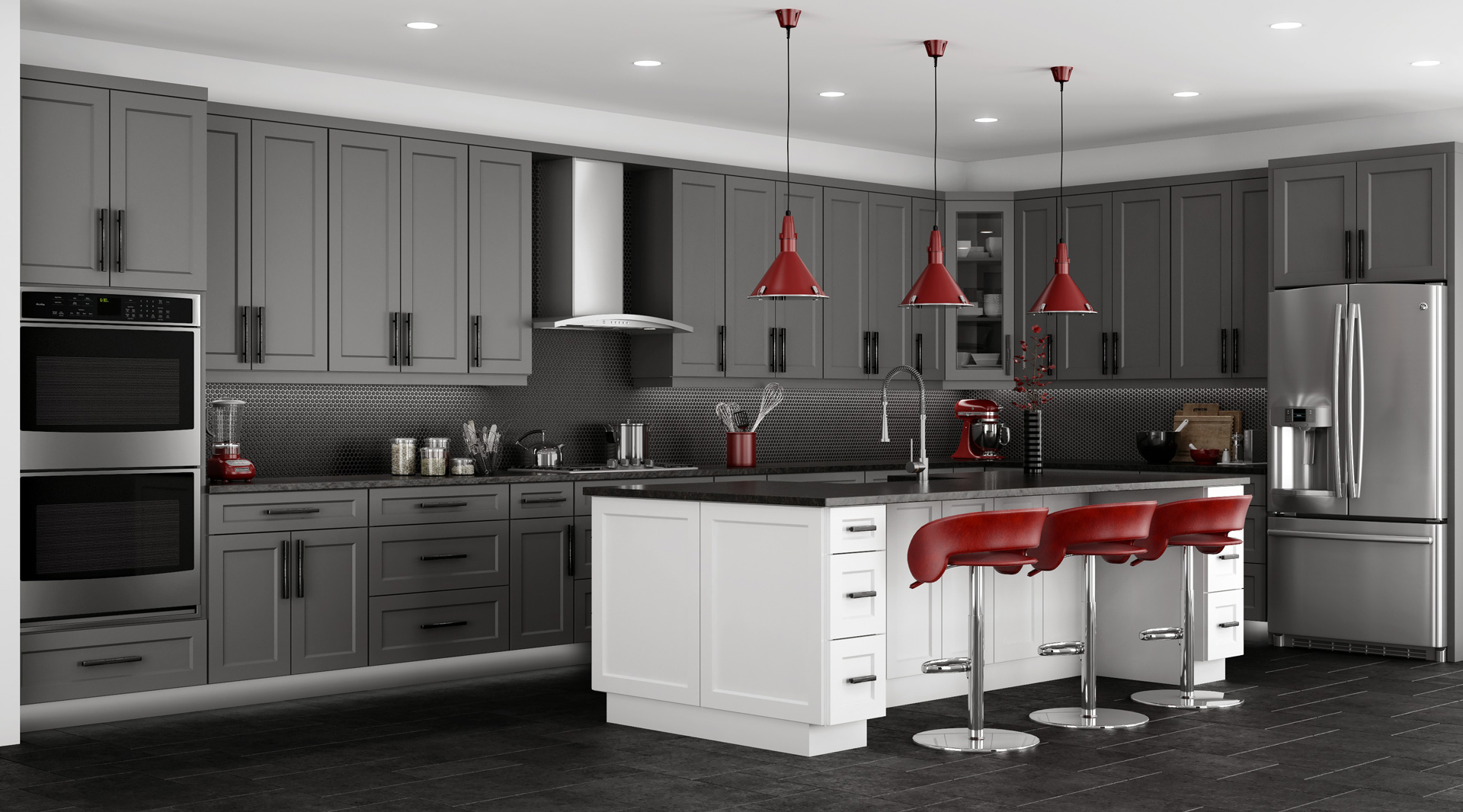 kitchen cabinet color replacement shelves for cabinets trend this summer 2018 value llc two surprising trends