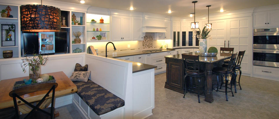 Custom Cabinets  Cabinet Creations  Designs