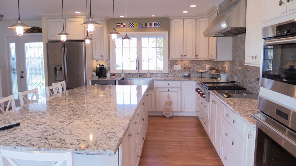 Mayo MD Kitchen Remodel Project  Annapolis Cabinets