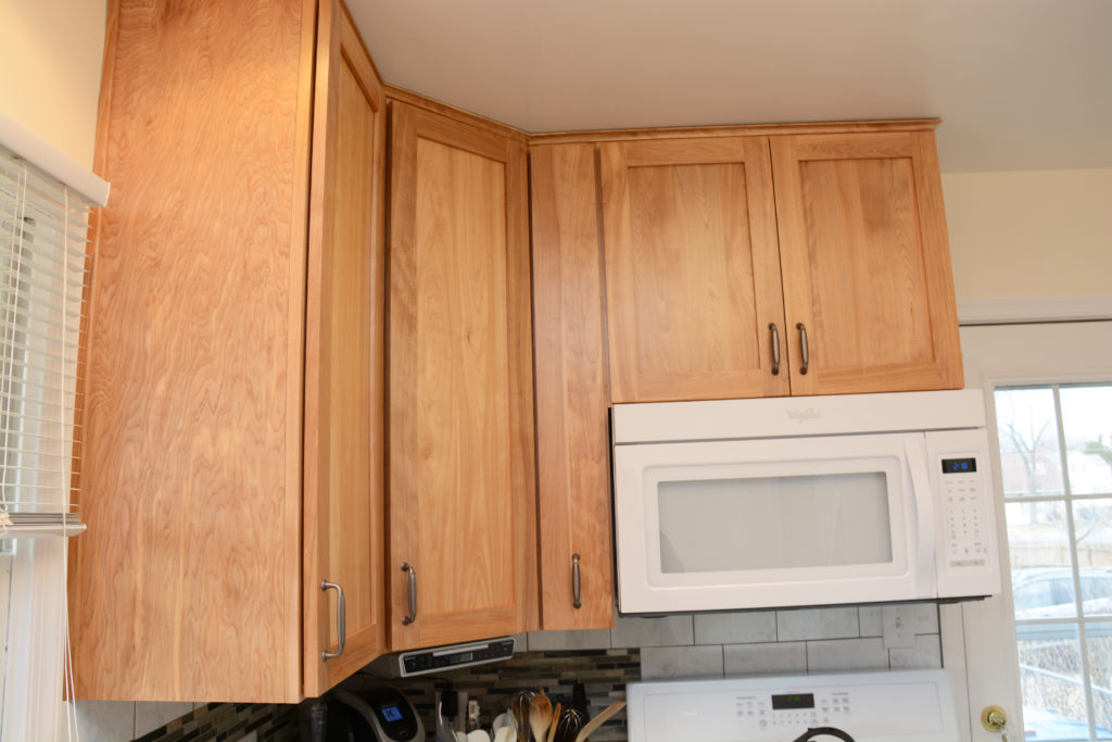 kitchen cabinets alexandria va rubber backed rugs