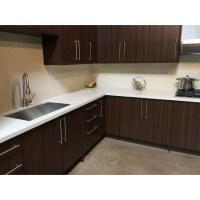 Linen Brown Kitchen Cabinets