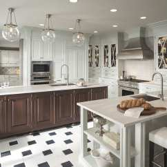Wood Mode Kitchen Cabinets Center Islands 1 000 Touches Hand Crafted Custom Cabinetry