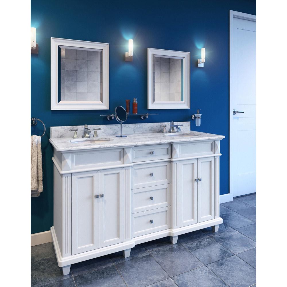 Hardware Resources Shop VAN094D60TMW  Vanity  White