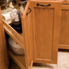 Kitchen Base Cabinet Pull Outs Small Space Tables For Omega National Corner Pantry - ...
