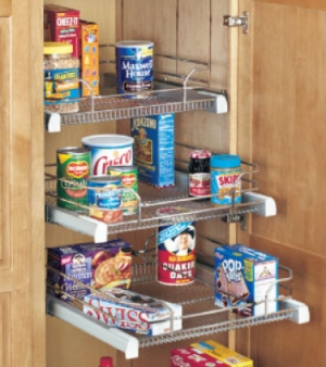 Premiere PullOut Shelves RevAShelf 5330 Series  Wire