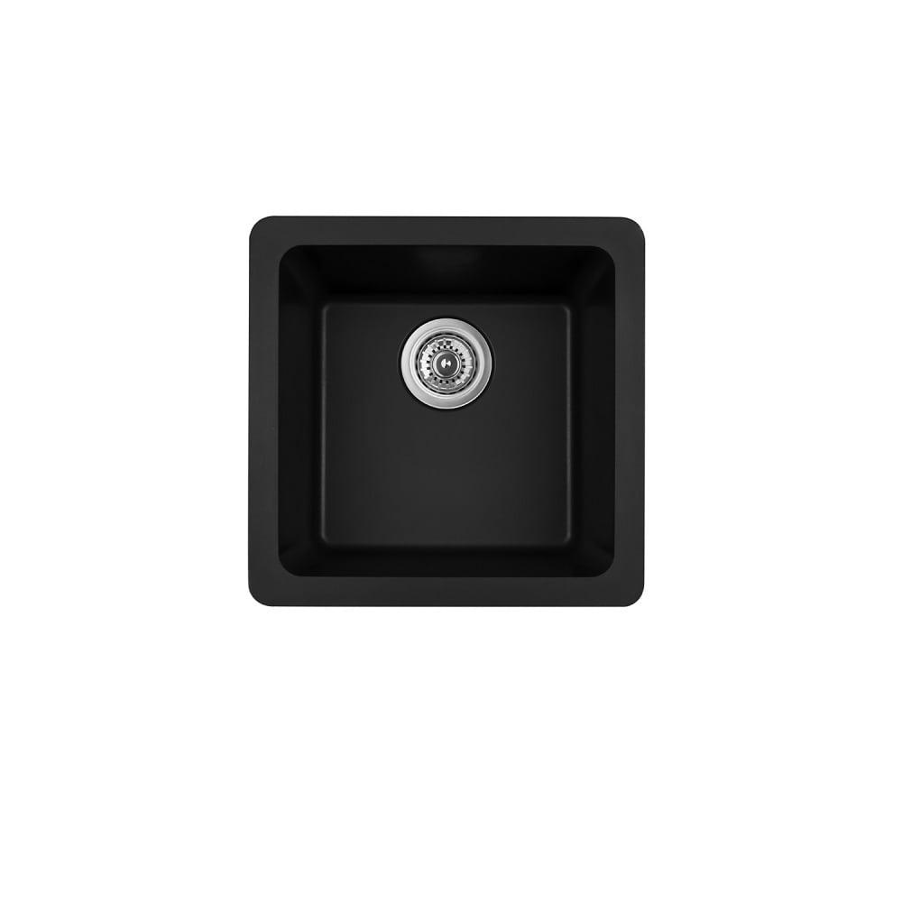 quartz q 315 undermount bar prep sink