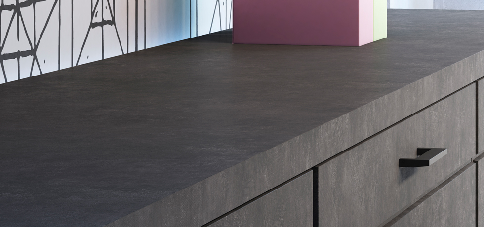 Urban Night Cashmere Laminate Sheet  Arborite P393
