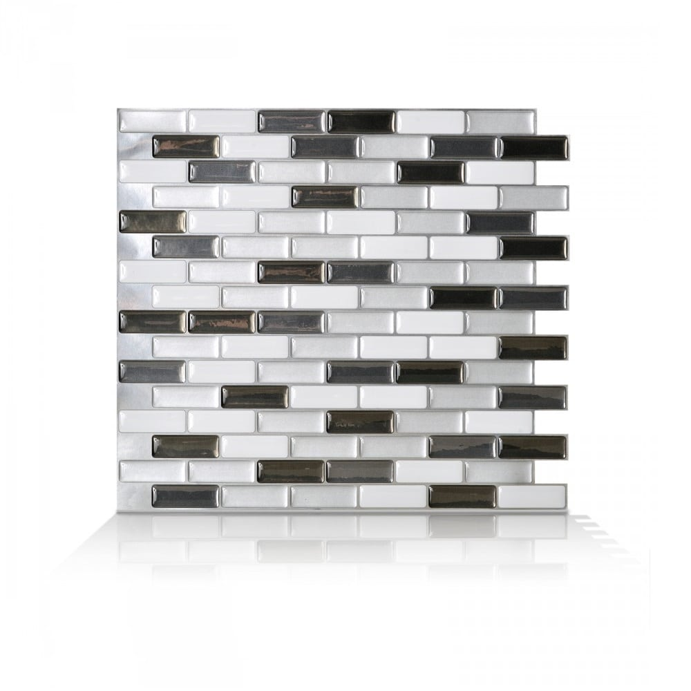 Muretto Durango Peel  Stick Smart Tiles Backsplash
