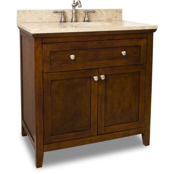 Shaker Style Bathroom Vanities