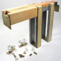 Johnson Hardware 1500 Series Pocket Door Frame & Hardware ...