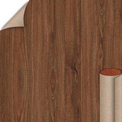 Kitchen Cabinet Parts Floor Tiles Ideas Thermo Walnut Formica Laminate 5x12 Horizontal Artisan ...