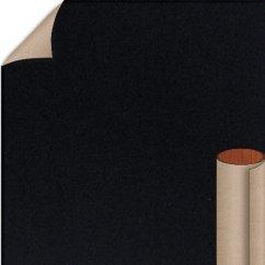 2 Drawer Base Kitchen Cabinet Baldwin Hardware Nevamar Jett Black Textured Finish 4 Ft. X 8 Ft ...