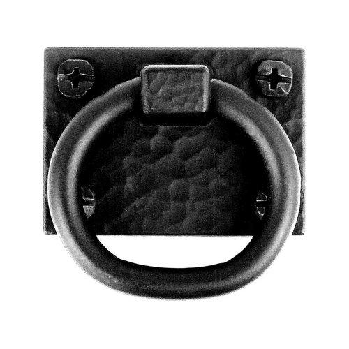 Acorn Manufacturing Smooth Iron 1 3 8 Inch Diameter Black