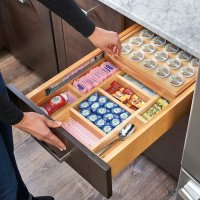 Rev-A-Shelf Soft Close K-Cup Drawer for 18 inch Cabinets ...