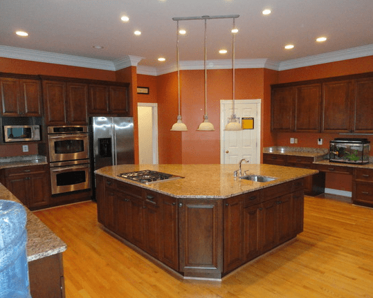 kitchen cabinet refacing cost fan filter maryland | & bathroom ...