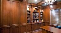 Wall Panels - Custom Cabinetry by Ken Leech