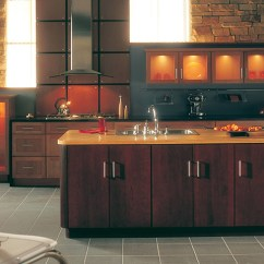 Cherry Wood Kitchen Island Industrial Hoods Stainless Steel Ideas | Photos Remodel