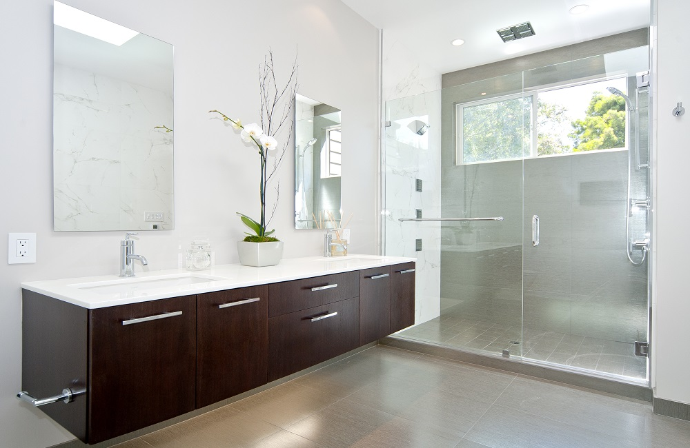Contemporary Bathrooms  Cabinets  Beyond