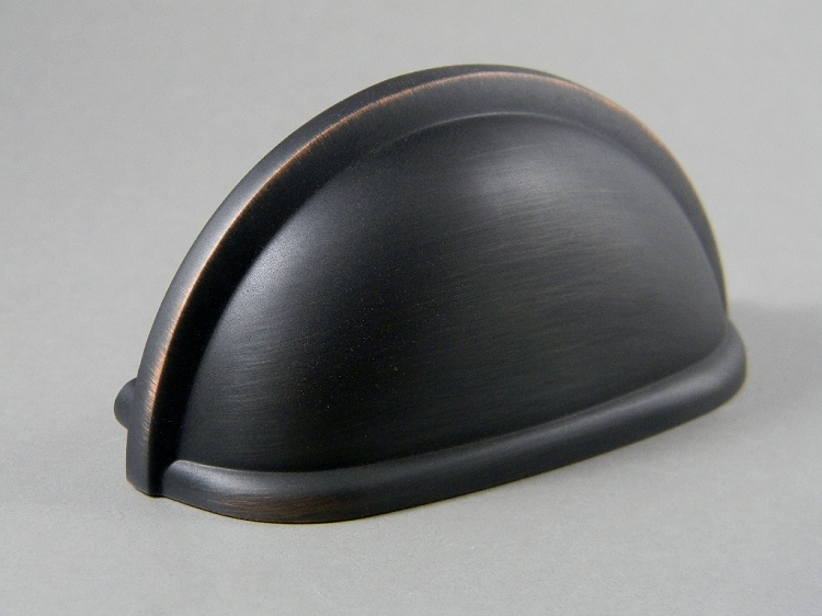 AMEROCK CUP PULL OIL RUBBED BRONZE ALLISON BP53010ORB
