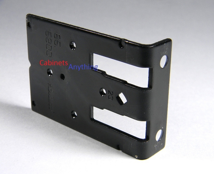 BLUM Mounting Plate Drilling Template 655300