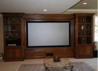 Custom Entertainment Centers Phoenix   Built In   Cabinets