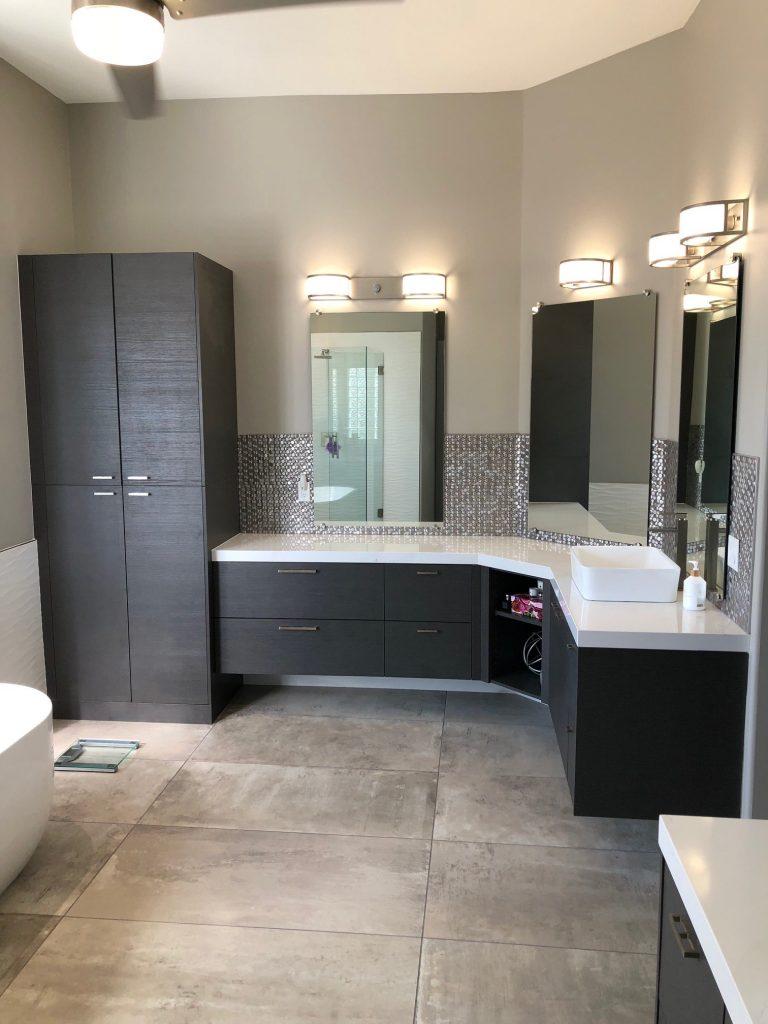 Bathroom Vanities And Mirrors Sets