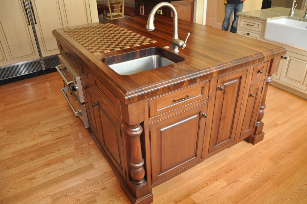 custom kitchen islands chimney ideas for creating cabinets by graber